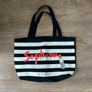 Sephora Makeup Canvas Bag Tote